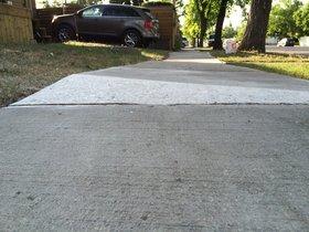 Sidewalk Tripping Hazard Program - Town of Kindersley